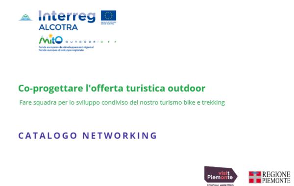 Co-progettare l'offerta turistica outdoor – CATALOGO NETWORKING